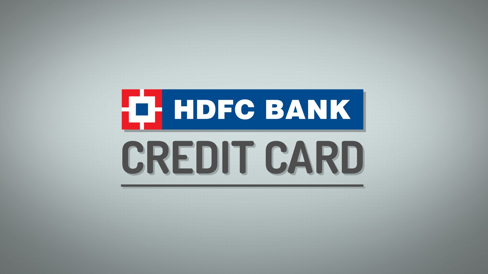 Tracking HDFC Bank Credit Card Status & HDFC Credit Card Application